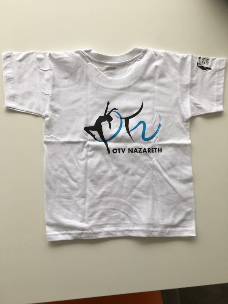 T-shirt OTV (achterkant)