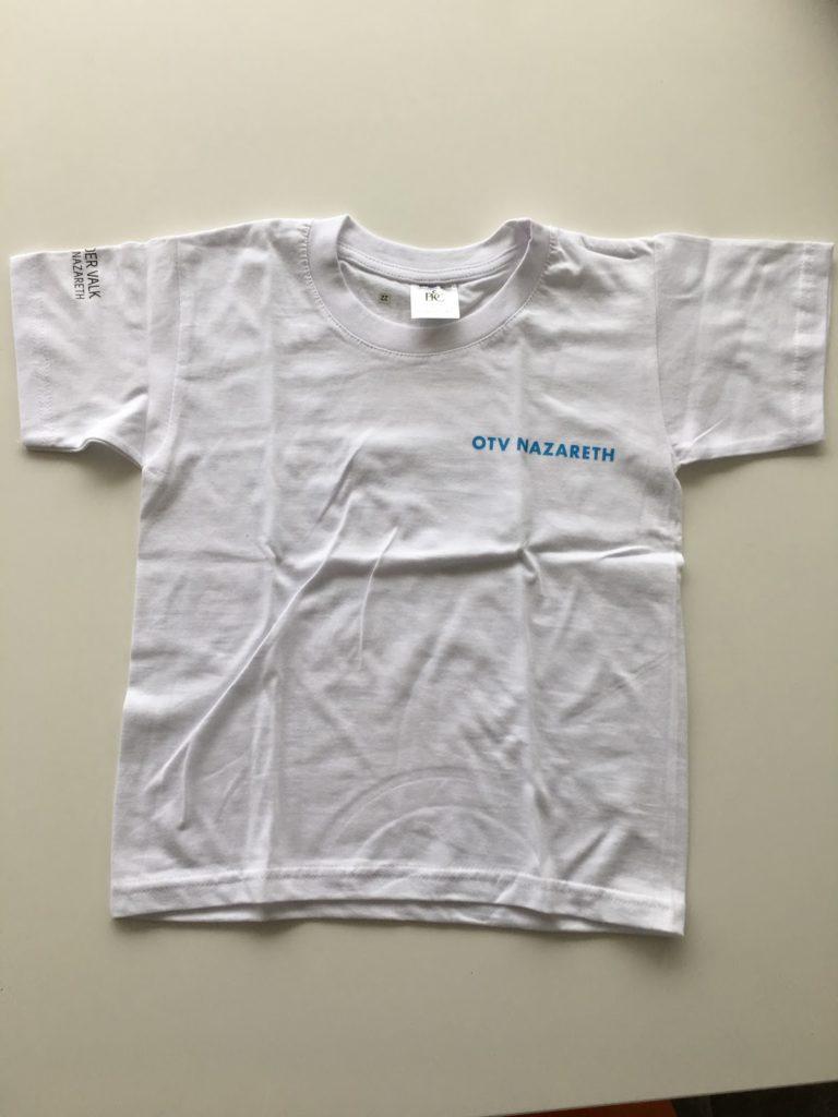T-shirt OTV (voorkant)